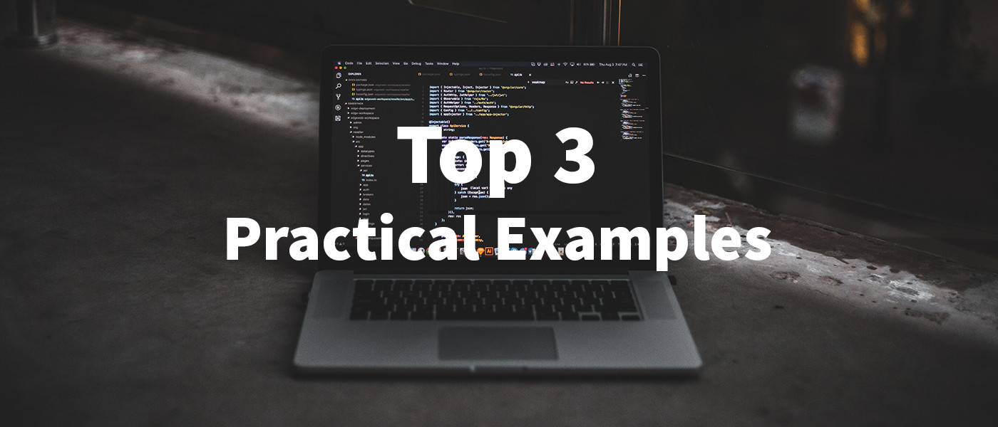 Top 3 Practical Examples to learn Vue.js