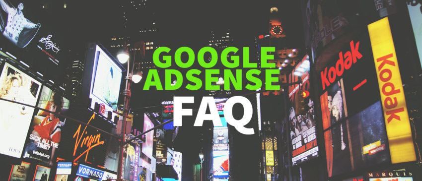 Google AdSense: 21 questions you ask yourself Thumbnail